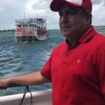 Deputado estadual Inácio Loiola em viagem 'Na 'Rota dos 200 Anos', de Piranhas a Penedo