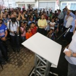 Renan Filho promete iniciar ainda este ano as obras de implantação da rodovia ligando Chã Preta a Correntes