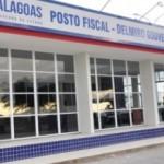Posto Fiscal da Secretaria da Fazenda em Delmiro Gouveia