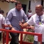 Estado visita obras nas grotas de Maceió
