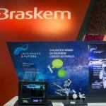Plástico Verde da Braskem chega ao espaço
