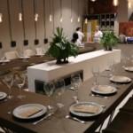 Cozinha gourmet da Algás presente na Casa Cor 2017