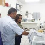 Laboratório moderno poderá ser compartilhado por técnicos e pesquisadores da Uneal e Codevasf