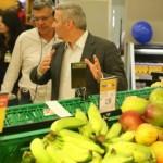 Vice-presidente do Walmart Brasil Alexandre Esper diz que a nova loja agora está cada vez mais focada na qualidade das frutas e verduras para atrair e fidelizar o cliente