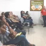 Sorteio aconteceu no Centro Espírita Francisco Fialho, na Ponta Gros