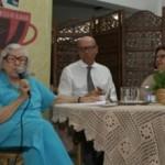 Professora, antropóloga e doutora Luitgarde Oliveira ministra palestra sobre Nise da Silveira