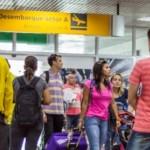 Cresce o fluxo de passageiros no Aeroporto Zumbi dos Palmares
