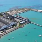 Porto de Maceió ganhará competitividade após a conclusão da obra da dragagem