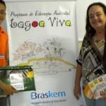 Instituto Lagoa Viva ajudando na educação dos jovens