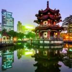 Taiwan é considerado um país tigre asiático