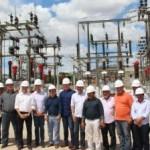 Inaugurada nova linha de distribuição de energia