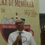 Jornalista Enio Lins faz palestra de encerramento hoje no Arquivo Público de Alagoas sobre 200 anos de  Emancipação Política de Alagoas