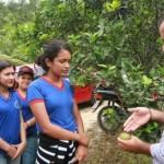 Alunos adquirem novos conhecimentos técnicos úteis à realidade a qual vivem na zona rural de Santana do Mundaú