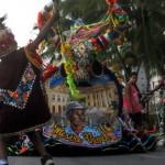 Grupos folclóricos voltam a se apresentar neste período natalino