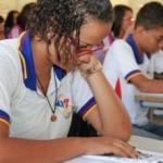 Pré-matrícula na rede estadual de ensino