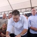 Governador assina ordem de serviço de obra de duplicação da rodovia Arapiraca a  Maceió