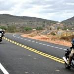 Rodovia trecho Carié a Canapi já está pavimentado
