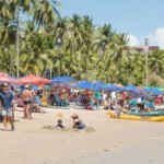 Turistas invadem litoral alagoano
