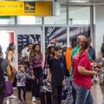 Levantamento da Infraero revela que mais de 10 mil turistas estrangeiros visitaram o Estado em 2017