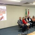 Pesquisador da Embrapa em Brasília, João Flávio Veloso, apresentou projeto da Embrapa Alagoas que vai ser construída em Maceió