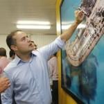 Governador Renan Filho faz apresentação do impacto da obra de dragagem no Porto de Maceió
