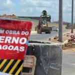 Eixo Quartel abre novas vias de circulação na capital alagoana
