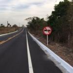 Rodovia reconstruída facilita mobilidade no Sertão