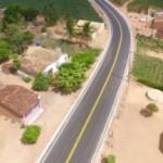 Pavimentado acesso à Canafístula em Girau do Ponciano