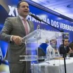 Governador Renan Filho faz apresentação da situação fiscal de Alagoas na XVI Marcha dos Vereadores em Brasília