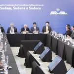 Reunião em conjunto da Sudene, Sudam e Sudeco, em Brasília, garantiu financiamento via Banco do Nordeste para energia solar