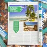 Belezas naturais e históricas de Alagoas são destaques na publicações argentinas