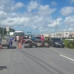 Greve dos caminhoneiros parou o País