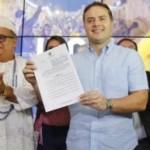 Governador Renan Filho assina lei de fomento à cultura