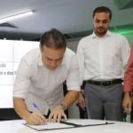 Renan Filho incentiva Programa de Reflorestamento
