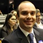 Edgar Antunes, presidente da Asplana, em Brasília, defendendo interesse dos produtores de cana