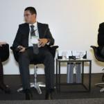 Pedro Robério Nogueira foi o mediador do painel, que trouxe novas perspectivas para a recuperação produtiva e econômica do setor