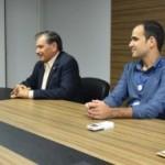 Diretoria da Fecomércio e da Unimed fecha parceria que beneficia empresariado