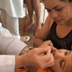 Continua a vacinação contra pólio e sarampo na capital alagoana