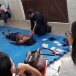 Palestra Crime Violência e Criminologia