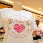 Parque Shopping, mais um parceiro que abriu essa loja para a campanha do Maceió Rosa