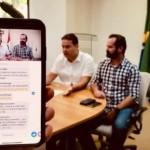 Governador anuncia  que vai convocar professores por meio de redes sociais