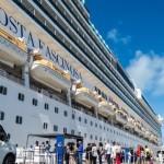 Expectativa é de que pelo menos nove navios de passageiros de vários países cheguem ao Porto de Maceió até abril de 2019