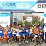 Corrida do Circuito Sesi consagra-se como evento no calendário esportivo da capital alagoana