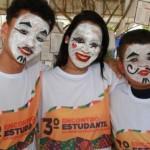 Segundo dia do Encontro Estudantil, que acontece no Cepa, teve muitas atrações