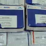 Kits para realização de teste rápido de Zika serão distribuídos a todos os municípios