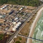Unidade de Cloro e Soda da Braskem instalada no Pontal da Barra que faz extração do sal-gema na região entorno da Lagoa do Mundaú