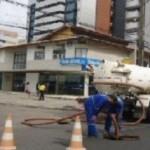 Operação vai fiscalizar redes coletoras de esgoto com caminhões específicos disponibilizados pela Casal