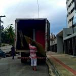 Famílias do bairro do Pinheiro buscam novas áreas para residir