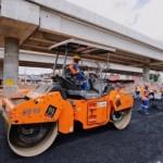 Obras de Viaduto da PRF avançam