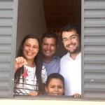 Novas moradias são entregues para as famílias do município de Mar Vermelho